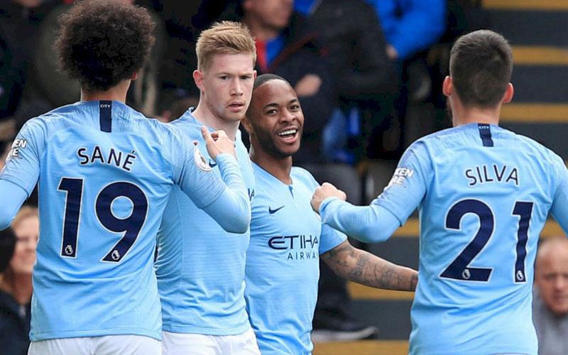 Oddstips Manchester City