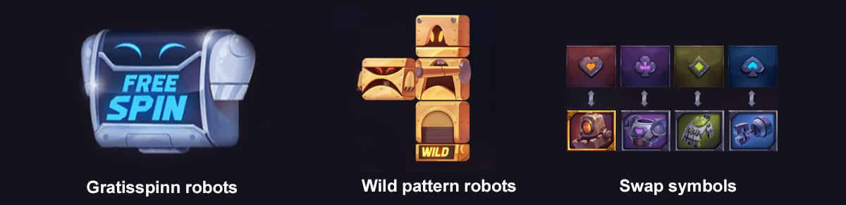 Wild robots factory fra yggdrasil